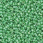 Toho 11/0 - #130 -  Opaque lustered mint green- 10 gr