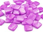Shell bead - rectangle - 12 mm