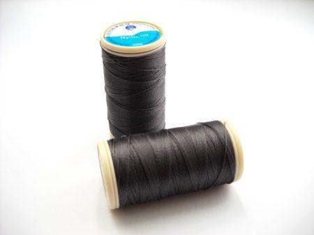 Nylbond gyöngyhímző cérna - sötétszürke (#7507) - 60 m