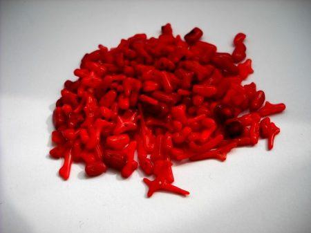 Vörös korall - 15 gr