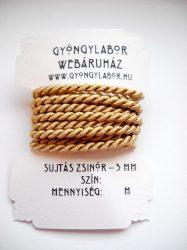 Soutache braid - 2.8 mm - ecru (#1903)