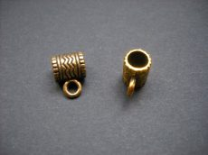 Bail - 12*9 mm - antique gold