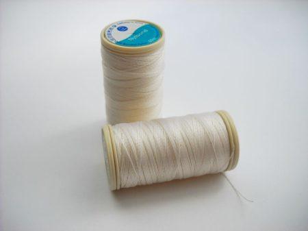 Nylbond gyöngyhímző cérna - fehér (#2000) - 60 m