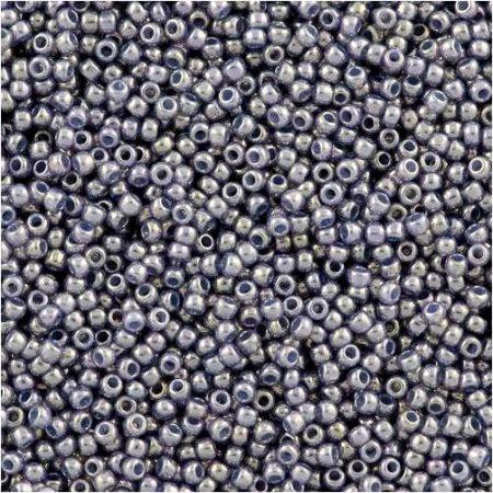 Toho 11/0 - #455 -  Arany lüszteres halvány lilaakác - 10 gr