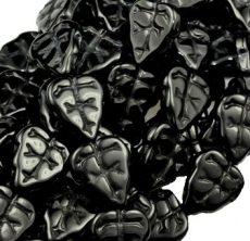 Czech leaf bead - 10*8 mm