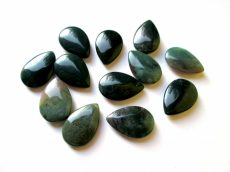 Indian agate cabochon - 20 mm