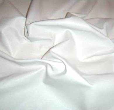 Fehér báránybőr - 20*10 cm