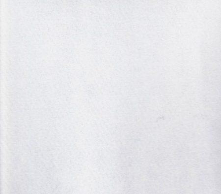 Gyöngyhímző alap - 23*12 cm - fehér