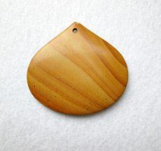 Vörös kalcit kaboson 40*30 mm