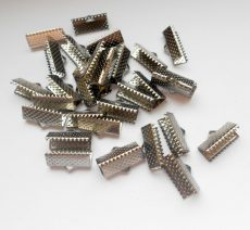 End caps - 16x6 mm - 3 pairs