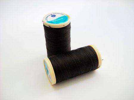 Nylbond gyöngyhímző cérna - sötétbarna (#9504) - 60 m