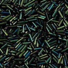 Toho 9 mm szalma - Metallic Green Iris - #84 - 10 gr