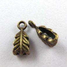 Medálvezető - 14*6 mm - bronz
