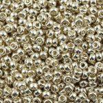Miyuki 15/0 - #1051 - Galvanised Silver - 5 gr