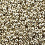 Toho 15/0 - #558 - Galvanised Aluminum - 5 gr