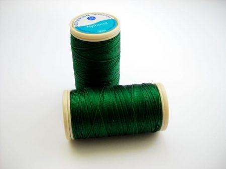 Nylbond gyöngyhímző cérna - smaragdzöld (#8620) - 60 m
