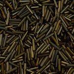 Toho Bugle 9 mm - Metallic Navy Iris - #82