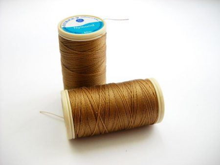 Nylbond beading thread - light hazelnut (#3579) - 60 m