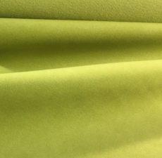 Ultrasuede -  lime -  25*15 cm