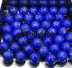 Lapis lazuli ásványgolyó - 6 mm