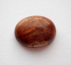 Chohua jáspis kaboson 20*16 mm