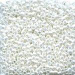 Delica 11/0 -  DB0201 - White Pearl - 5 gr