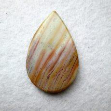 Imperiál jáspis kaboson 42*26 mm