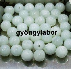 Amazonit ásványgolyó - 6 mm