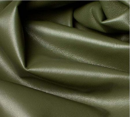 Metál pezsgő-  báránybőr  - 20*10 cm