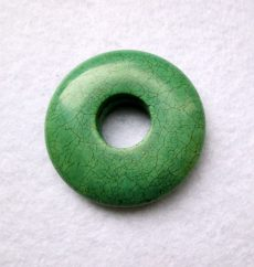 Turquoise donut - 460mm