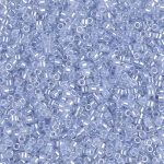 Delica 11/0 -  DB0257 - Lined Crystal Lt. Sapphire  - 5 gr
