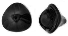 Cseh virággyöngy - 12 mm - violet AB
